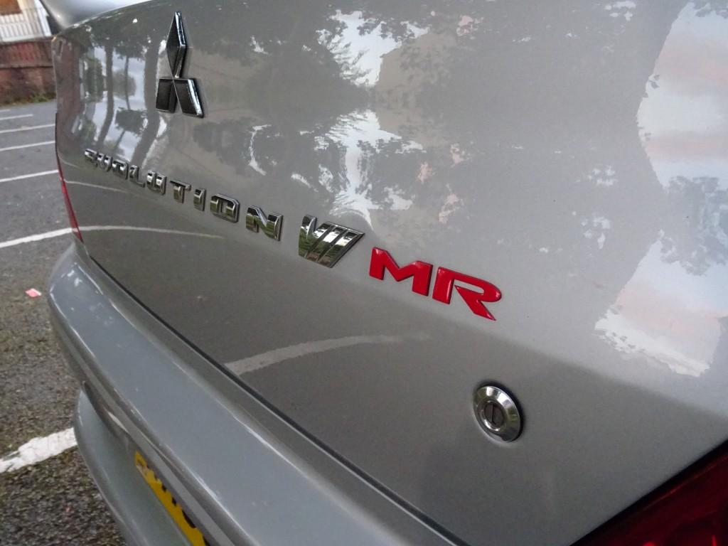 MITSUBISHI LANCER 2.0 EVOLUTION VII FQ300 RS II 4DR