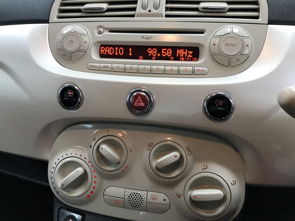 Fiat 500 12 Pop 3dr For Sale In Bradford Neon Motor Company Diagram