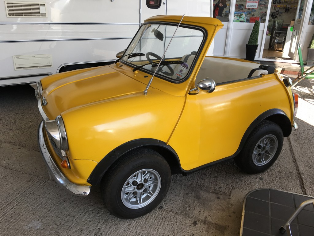 AUSTIN MINI 1.0 CITY E 2DR SHORTY CLASSIC