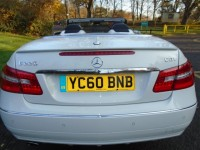 MERCEDES-BENZ E-CLASS 2.1 E220 CDI BLUEEFFICIENCY SE 2DR