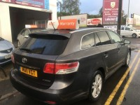 TOYOTA AVENSIS 2.2 T4 D-CAT 5DR AUTOMATIC