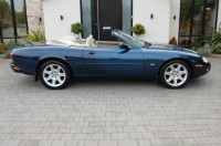 JAGUAR XK8 4.0 CONVERTIBLE 2DR AUTOMATIC