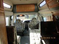 FORD TRANSIT DUETTO  AUTOSLEEPER
