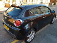 ALFA ROMEO MITO 1.4 TB MULTIAIR DISTINCTIVE 3DR ONLY 39589 MILES - BLUETOOTH - PARKING SENSORS
