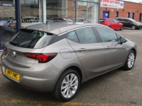 VAUXHALL ASTRA 1.6 TECH LINE CDTI S/S 5DR