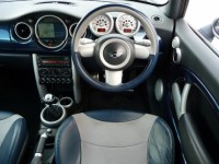 MINI HATCH 1.6 COOPER S CHECKMATE 3DR