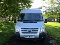 FORD TRANSIT 125 T280 TREND MWB - OMLY 62k MILES - BRAND NEW PLY LINED