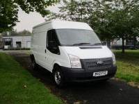 FORD TRANSIT 125 T350 MWB MEDIUM ROOF - NEW CLUCTH - A/C