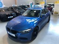BMW 3 SERIES 3.0 330D M SPORT 4DR AUTOMATIC