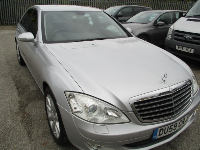 MERCEDES-BENZ S-CLASS 3.0 S320 CDI 4DR AUTOMATIC