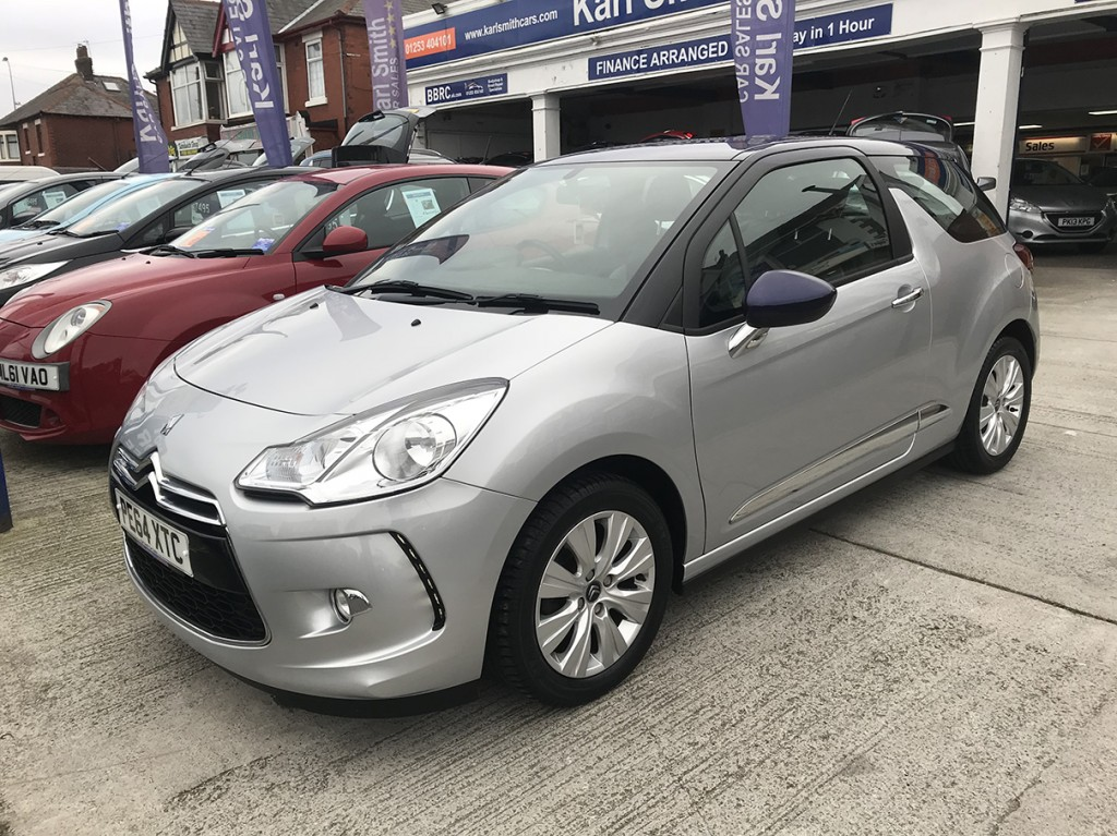 CITROEN DS3 1.2 DSIGN PLUS 3DR