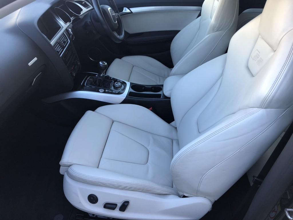 AUDI A5 4.2 S5 V8 QUATTRO 2DR