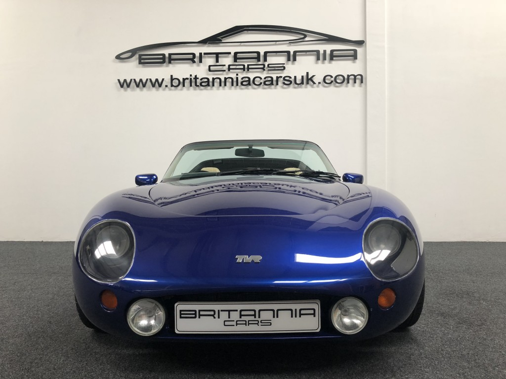 TVR GRIFFITH 5.0 5.0 2DR