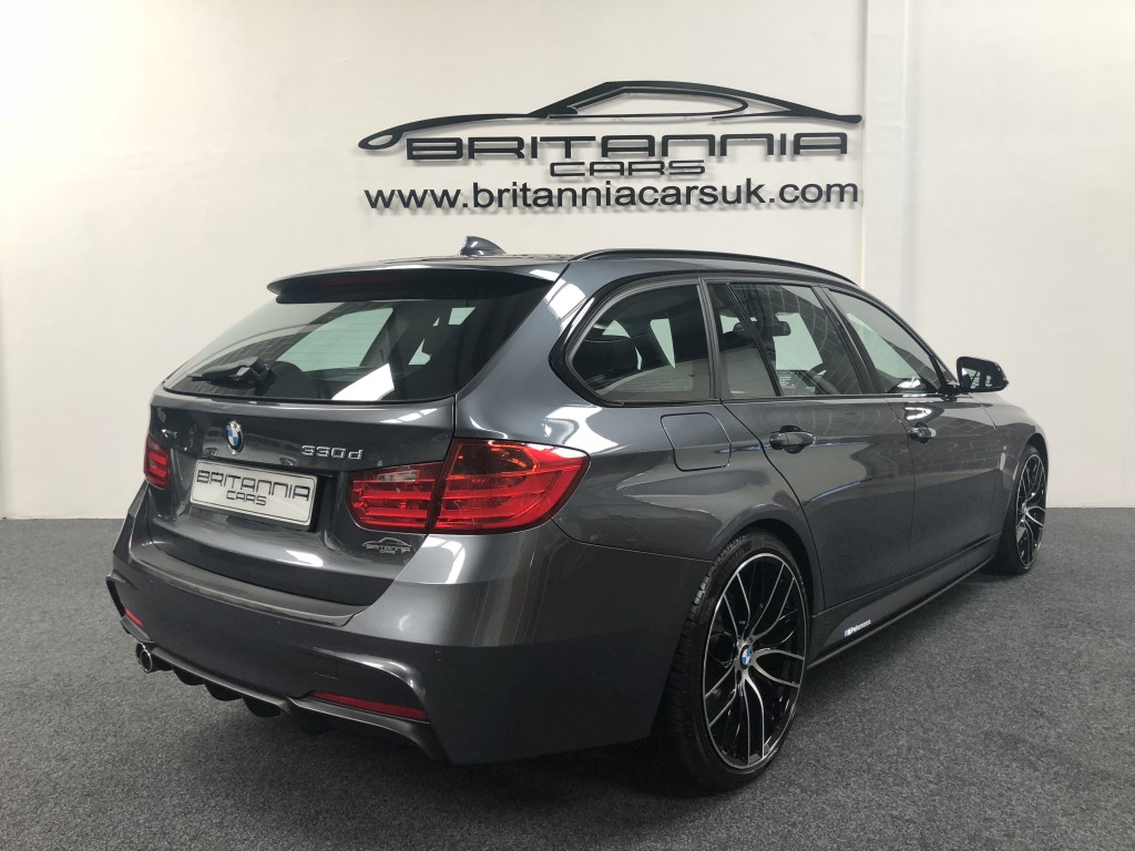 Bmw 3 Series 3 0 330d Xdrive M Sport Touring 5dr Automatic