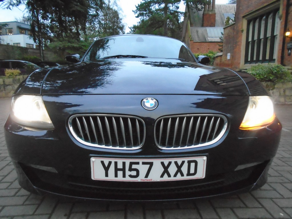 BMW Z SERIES 3.0 Z4 SI SPORT COUPE 2DR AUTOMATIC