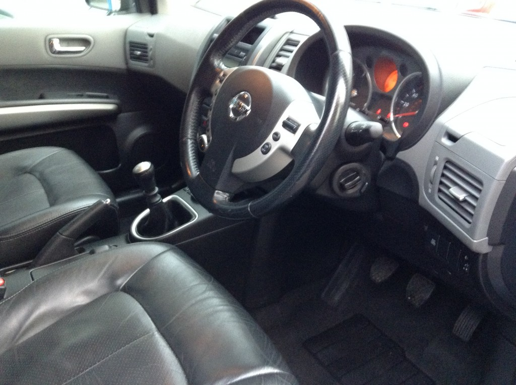 NISSAN X-TRAIL 2.0 AVENTURA DCI 5DR