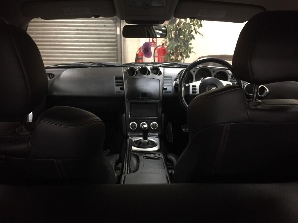 NISSAN 350 Z 3.5 GT V6 3DR