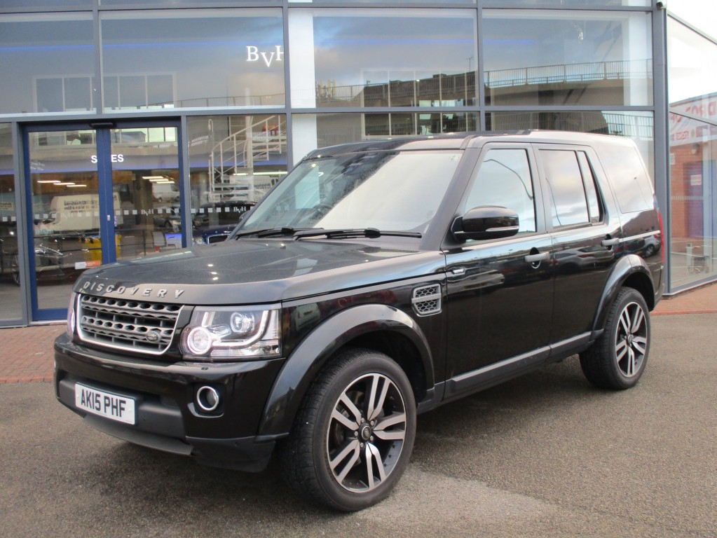 LAND ROVER DISCOVERY 3.0 SDV6 COMMERCIAL XS AUTOMATIC