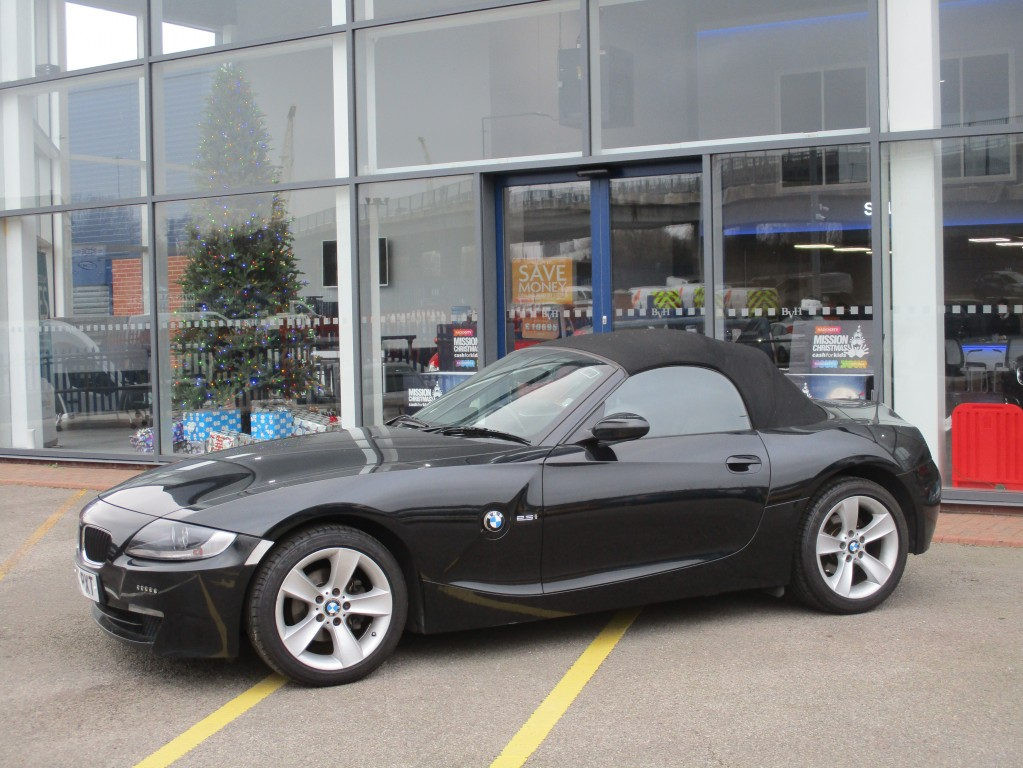 BMW Z SERIES 2.5 Z4 SE ROADSTER 2DR