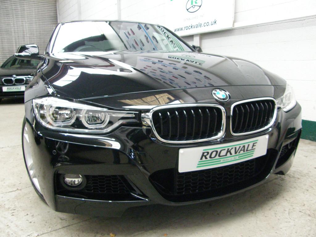BMW 3 SERIES 3.0 340I M SPORT 4DR