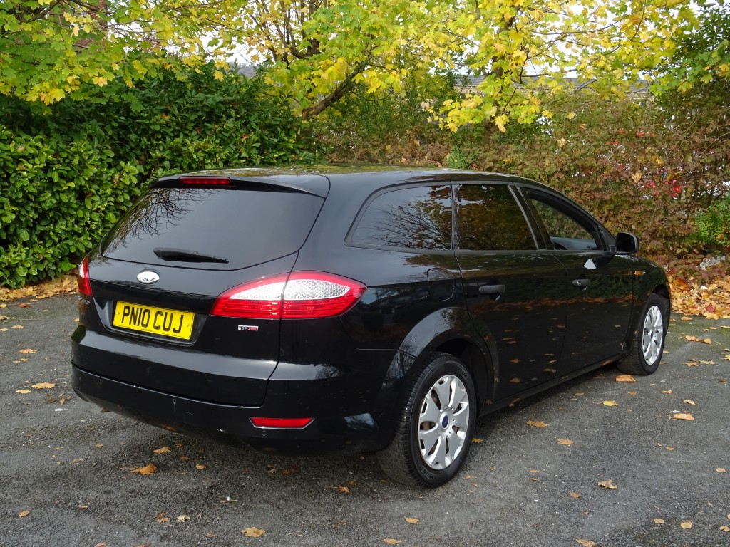 FORD MONDEO 1.8 EDGE TDCI 5DR
