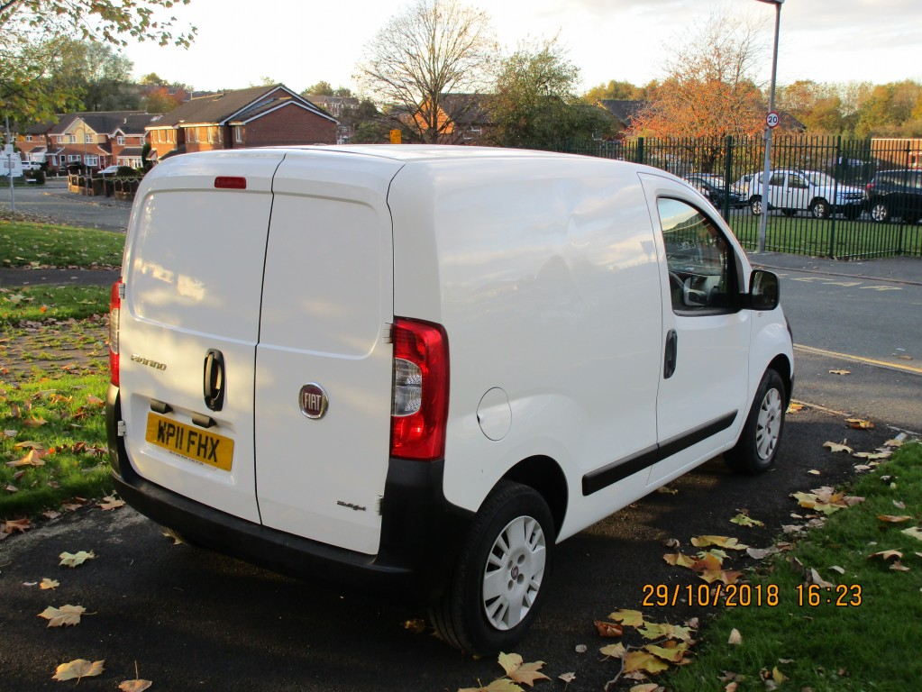 FIAT FIORINO 1.2 16V MULTIJET - JUST BEEN SERVICED - NO VAT