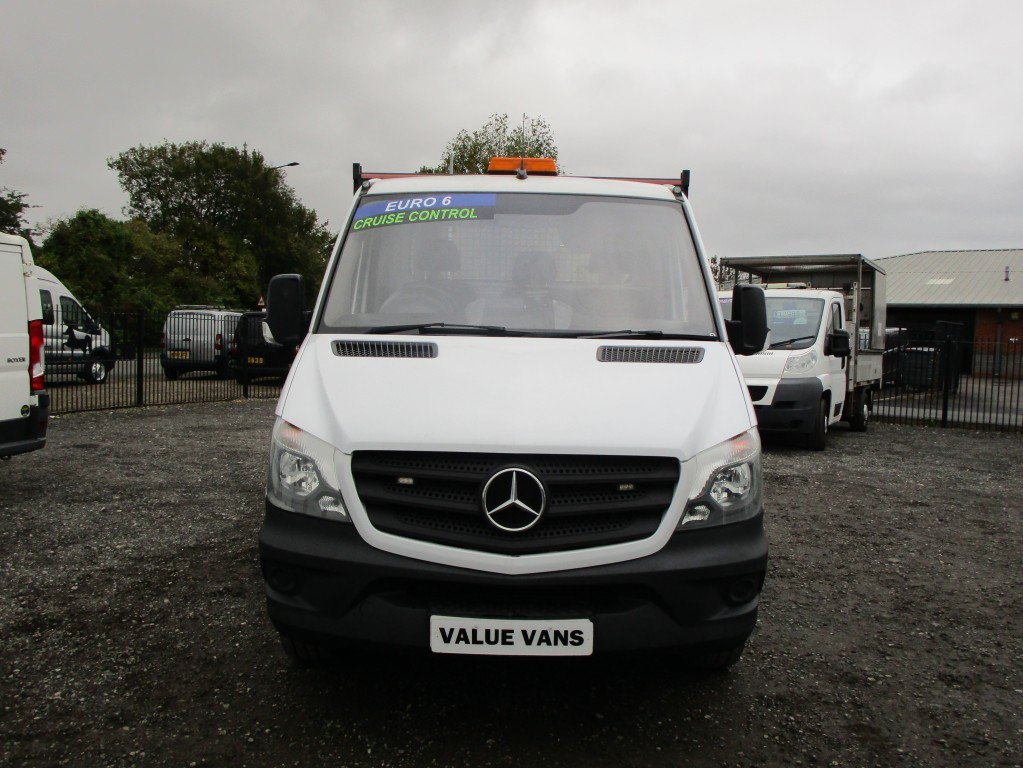 MERCEDES-BENZ SPRINTER ***EURO 6*** 2.1 314 CDI DROPSIDE WITH TAIL-LIFT