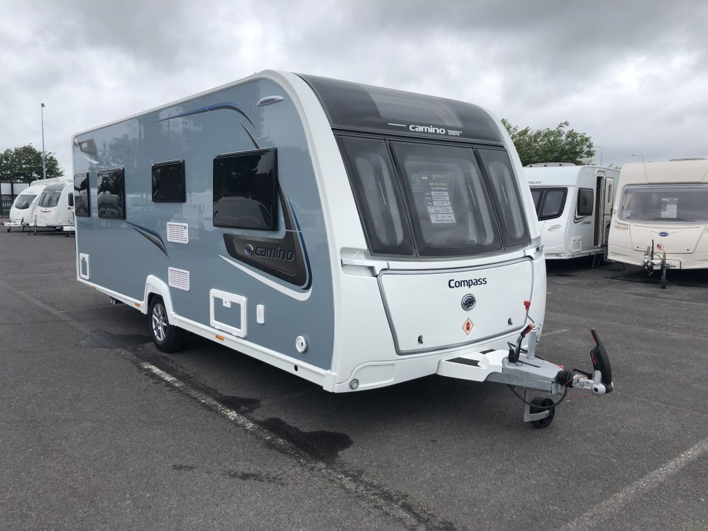 COMPASS CAMINO 554 -2019 MODEL **LAST ONE AVAILABLE**