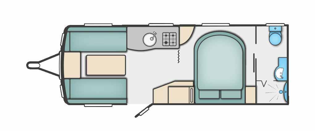 COMPASS CAPIRO 554 - 2019 MODEL
