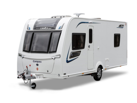 COMPASS CASITA 550  **2019 VERSION**