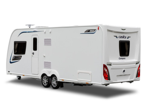 COMPASS CASITA 860 **2019 VERSION**