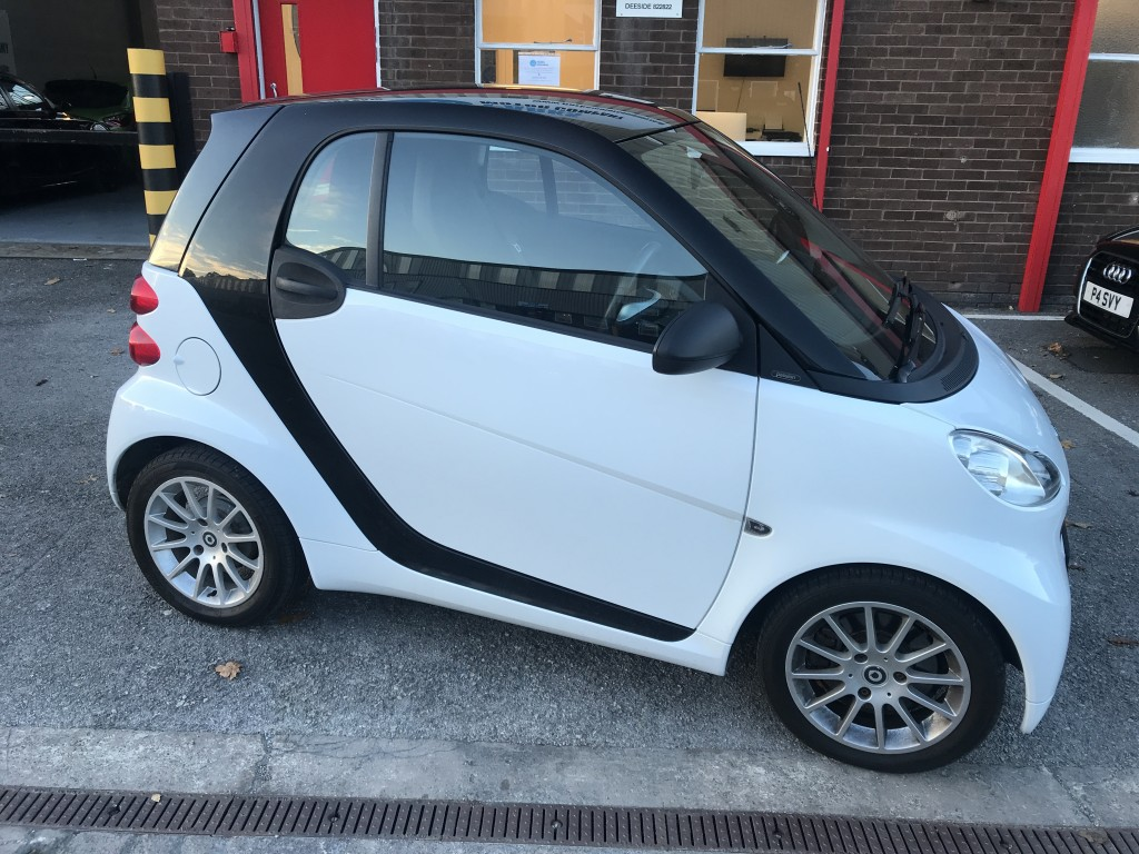 SMART FORTWO COUPE 0.8 PASSION CDI 2DR AUTOMATIC