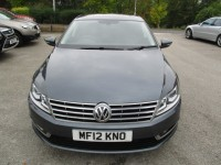 VOLKSWAGEN CC 2.0 GT TDI BLUEMOTION TECHNOLOGY DSG 4DR SEMI AUTOMATIC