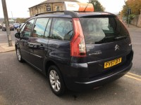 CITROEN C4 GRAND PICASSO 1.6 VTR PLUS HDI 5DR