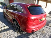 AUDI Q7 3.0 TDI QUATTRO S LINE AUTO SAT NAV LEATHER FACELIFT LED LIGHTS 21.5