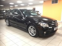 MERCEDES-BENZ C-CLASS 2.1 C220 CDI BLUEEFFICIENCY SPORT 4DR AUTOMATIC
