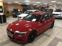 BMW 3 SERIES 3.0 330D M SPORT TOURING 5DR AUTOMATIC