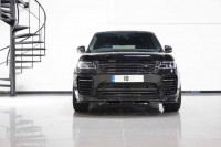 2018 (68) LAND ROVER RANGE ROVER 5.0 V8 AUTOBIOGRAPHY BLACK 5DR AUTOMATIC