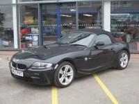 BMW Z SERIES 2.5 Z4 SE ROADSTER 2DR