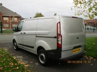 FORD TRANSIT CUSTOM 125 330 - TAILGATE - AIR CON - HEATED SEAT - BLUETOOTH