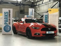 FORD MUSTANG 2.3 ECOBOOST 2DR
