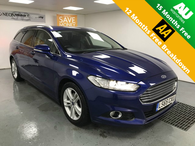Used FORD MONDEO 2.0 TITANIUM TDCI 5DR in West Yorkshire