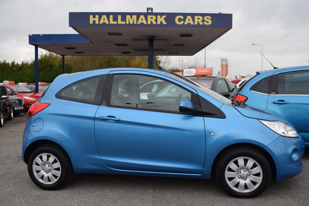 FORD KA 1.2 STYLE PLUS 3DR