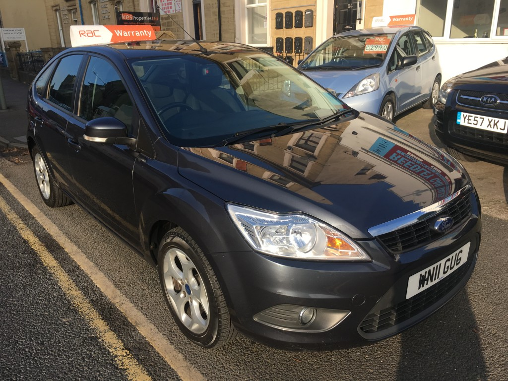 FORD FOCUS 1.6 SPORT TDCI 5DR