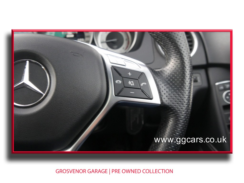 MERCEDES-BENZ C-CLASS 2.1 C250 CDI AMG SPORT EDITION PREMIUM PLUS 4DR AUTOMATIC