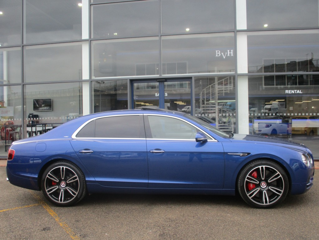 BENTLEY FLYING SPUR 4.0 V8 S 4DR AUTOMATIC