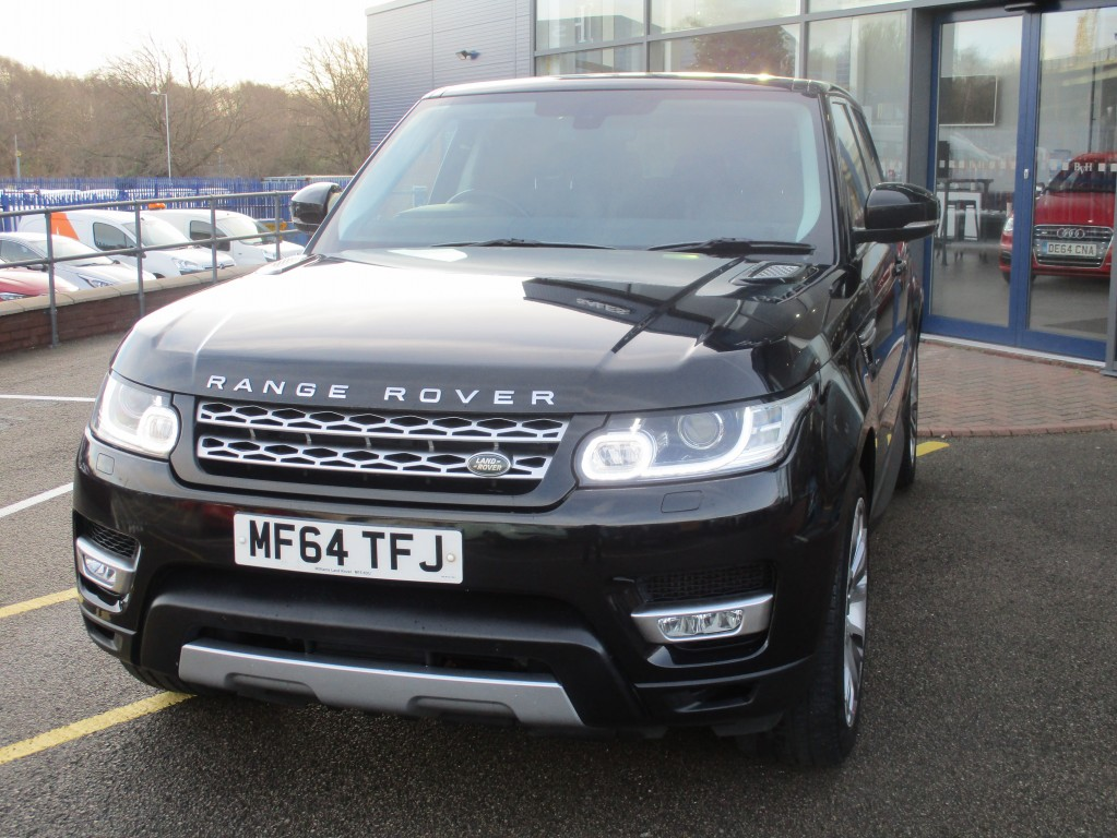 LAND ROVER RANGE ROVER SPORT DIESEL ESTATE 3.0 SDV6 HSE 5DR AUTOMATIC