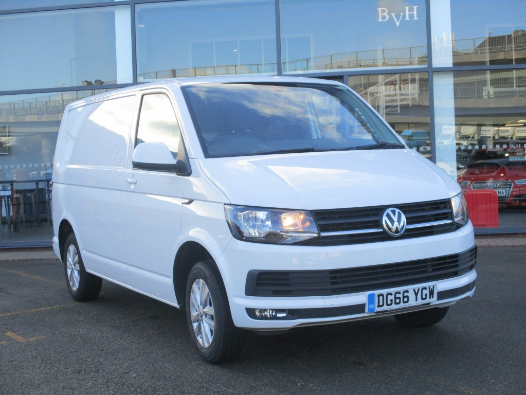 VOLKSWAGEN SHORT WHEEL BASE 2.0 T28 TDI P/V HIGHLINE BMT