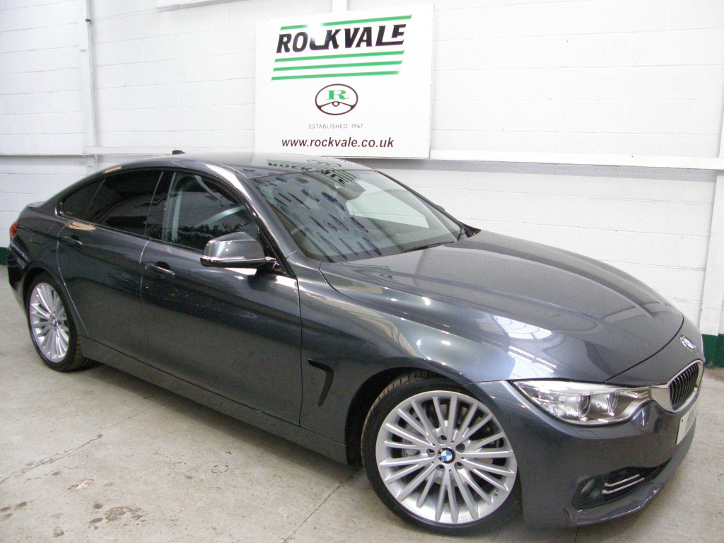 BMW 4 SERIES 3.0 435I LUXURY GRAN COUPE 4DR AUTOMATIC