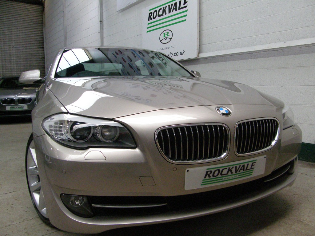 BMW 5 SERIES 3.0 535I SE 4DR AUTOMATIC